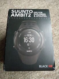 Suunto Ambit 2 GPS Sports Watch