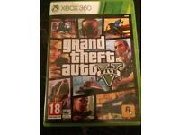 Grand Theft Auto V (5) Xbox 360
