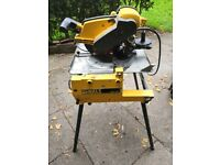 Dewalt Flip saw DW742; Mitre, chop and table saw
