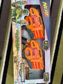 Brand new Nerf Persuader 2 pack