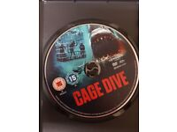 Cage Dive DVD