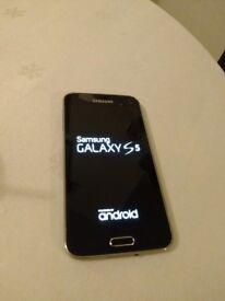 Samsung Galaxy S5, 16GB, unlocked.