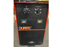 DURITE START/CHARGER MANUAL TROLLEY 6-12-24V 60A 175A USED
