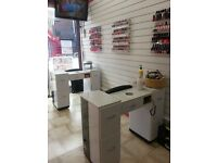 NAIL SALON BUSINESS FOR RENT/ SALE