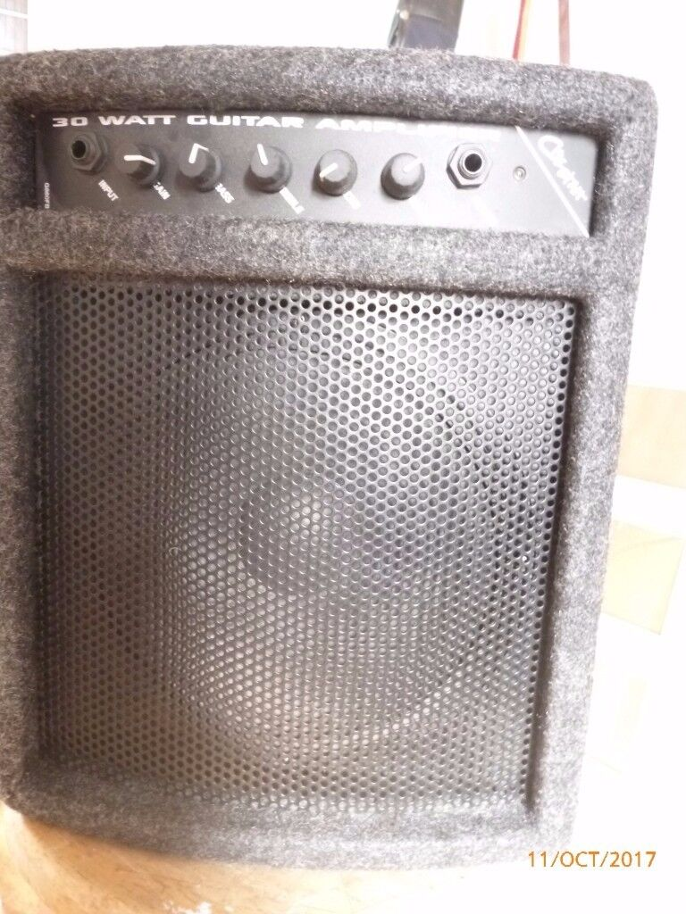 Cheetah 30 watt Guitar Amp Combo.