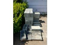 Masonry blocks - free for uplift