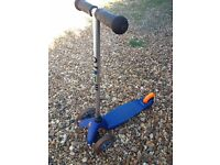 Blue Mini Micro Scooter with strap Great Condition