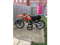 "KTM 125SX 2003 ROAD REGISTERED ""L@@K AT THIS"""
