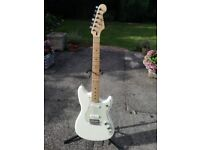 Fender Sonic-Duo Offset Electric Guitar - Less than 9 months old