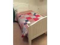 White Company Boys Single Bed Frame