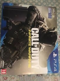 PS4 500GB Call of Duty Infinite Warfare