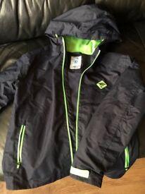 Boys jacket 12-13 years waterproof