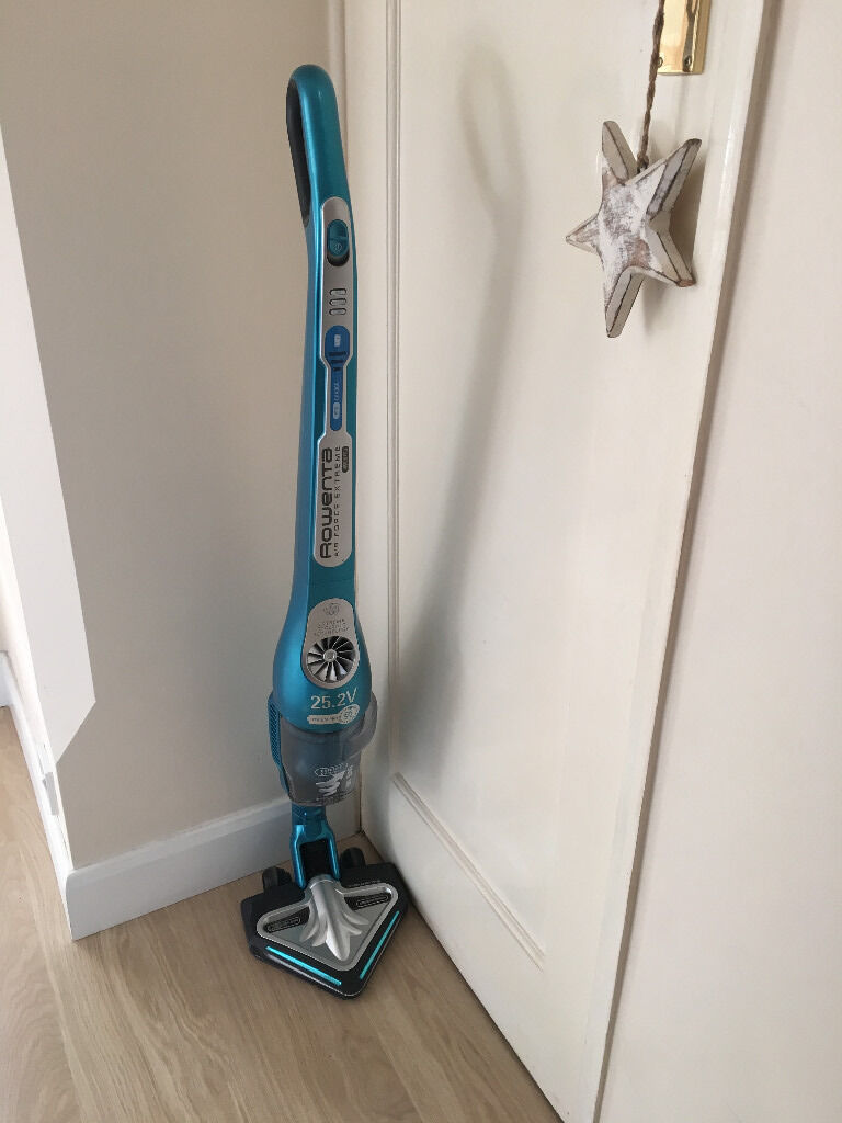 used rowenta rh8872wo air force extreme wireless vacuum cleaner hoover in coventry west. Black Bedroom Furniture Sets. Home Design Ideas