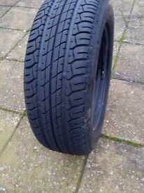 Vauxhall astra spare tyre brand new