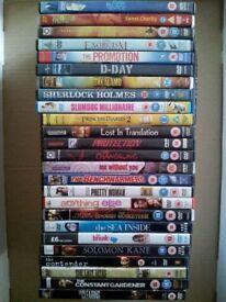145 DVDs bundle