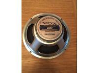 Celestion Designed for Vox 12 inch 8ohm Speaker