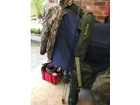 SCOPE 10' twin rod holdall.