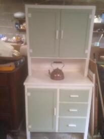 1950's freestanding kitchen cabinet
