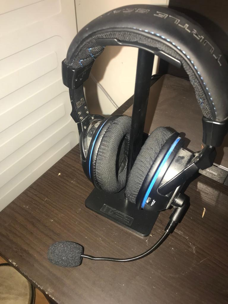 Turtle beach wireless headset with extra stand | in Splott, Cardiff |  Gumtree
