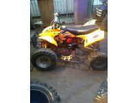 FYM X SPORT 125cc quad