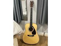 Acoustic Yamaha Guitar FD01