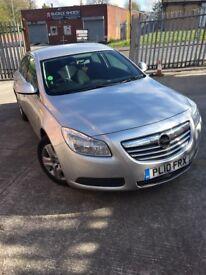 Vauxhall insignia quick sale