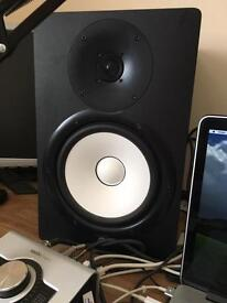 Yamaha hs8s studio monitors