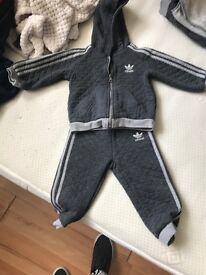 I'm saling baby boy tracksuits £15 each Nike adidas