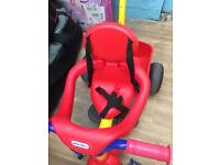 little tikes baby trcycle