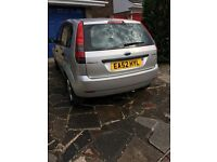 Ford Fiesta 5 Door Zetec - Ideal for someone's first car