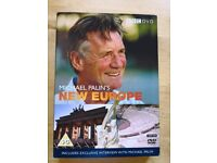 Michael Palin New Europe Box set DVD. £8