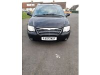 Chrysler Grand Voyager LX CRD Stow and Go 2005