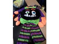 Halloween Outfit Size 1-2 Yrs BNWT