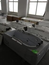 Whirlpool baths to clear cheap