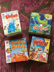 Games for young children