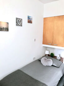 self contined studio to let from £95pw