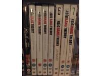 The Big Bang Theory - series 1-7 DVD