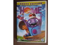 Party Edition Dreamwork 'Home' Dvd - Kids Movie
