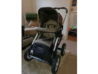 Excellent Mutsy pushchair NOW REDUCED FOR QUICK SALE