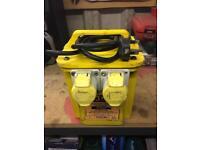 110v power tools.