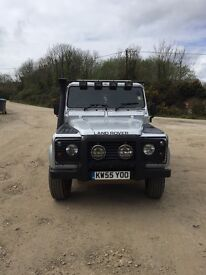 Landrover Defender 110 Double Cab 2006