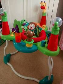 Baby play centre