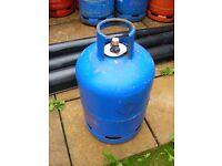 CALOR GAS EXCHANGE BOTTLE 15KG BLUE BUTANE COLLECTION PINXTON NG16 6HA