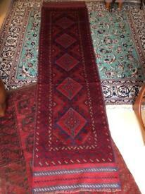 Meshwani Persian runner rug