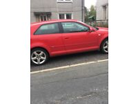 Audi A3 running spares or repairs