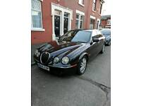 *Bargain* Jaguar s type 2.7 twin turbo sports auto Diesel with history