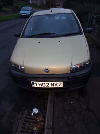 FIAT 1.2 VERY CLEAN AND RELIABLE £150 ONO CHEAP RUNNEROUND OR REPAIRS\SPARES
