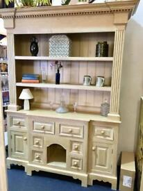 Large dresser. Molly's counter
