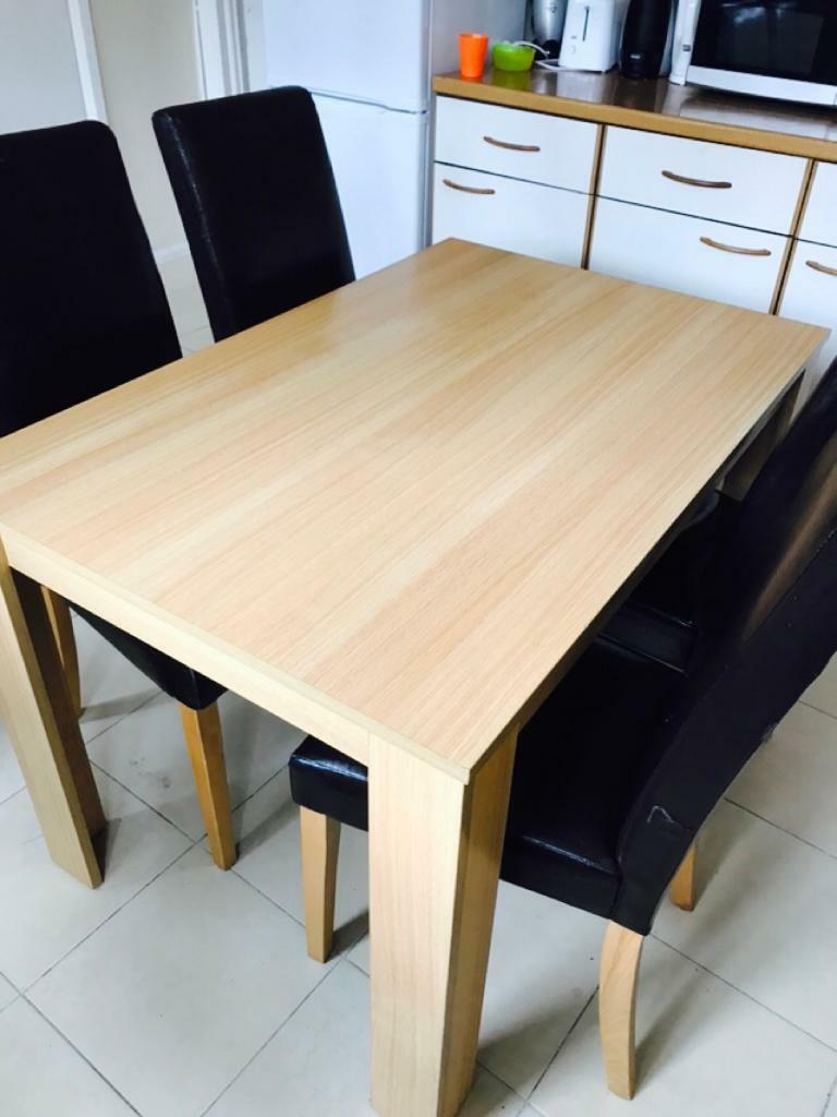 Tables with chairsin Dagenham, LondonGumtree - In good conditions .. i sell because i move and i have there .. 07533676576