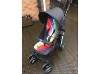 Chico pushchair great condition
